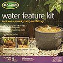 pond water feature kit